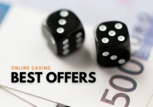 online casino with the best offers